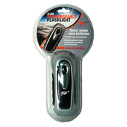 AAA 3-LED Rechargeable Flashlight