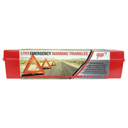 3-Pack Emergency Warning Triangles