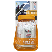 Small Safe & Dry Weather Resistant First Aid