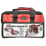 Emergency Roadside Kit - wide-mouth bag