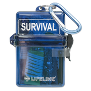 Weather Resistant Glove Box Survival Kit