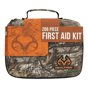 Realtree Premium Hard-Shell Foam First Aid Kit