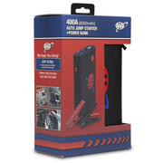 400A Auto Jump Starter + Power Bank